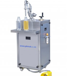 Manual Filling Machine with One Nozzle